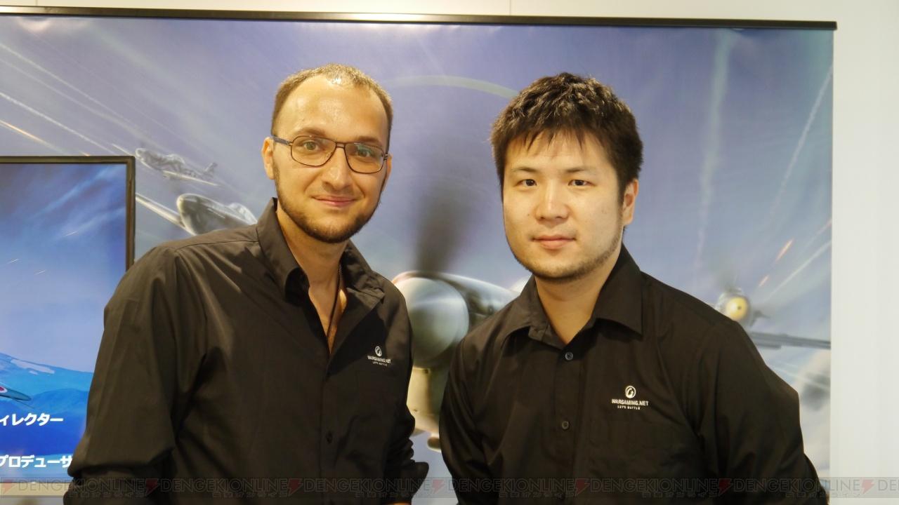 『World of Warplanes』キーマンインタビュー。本作の魅力と日本テストの理由とは?