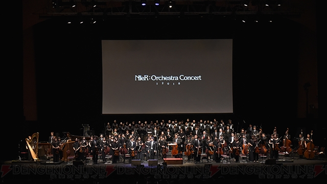 『NieR:Orchestra Concert』レポート&齊藤陽介氏、ヨコオタロウ氏、岡部啓一氏インタビュー【電撃PS】