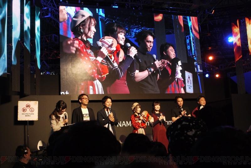 『SAO』ゲームシリーズステージに日高里菜さん&三澤紗千香さんが登壇。松岡禎丞さんが最近迎えたピンチとは?【TGS2018】
