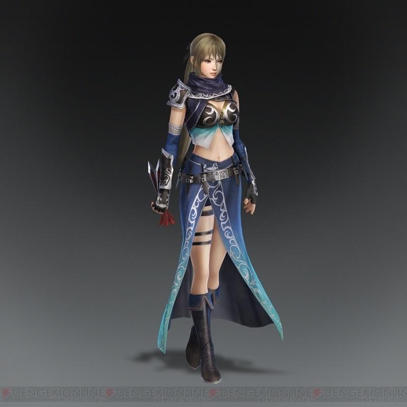 『無双OROCHI3』で王元姫、石田三成の特別衣装と乗り物・ケルピーを入手できるDLCが配信