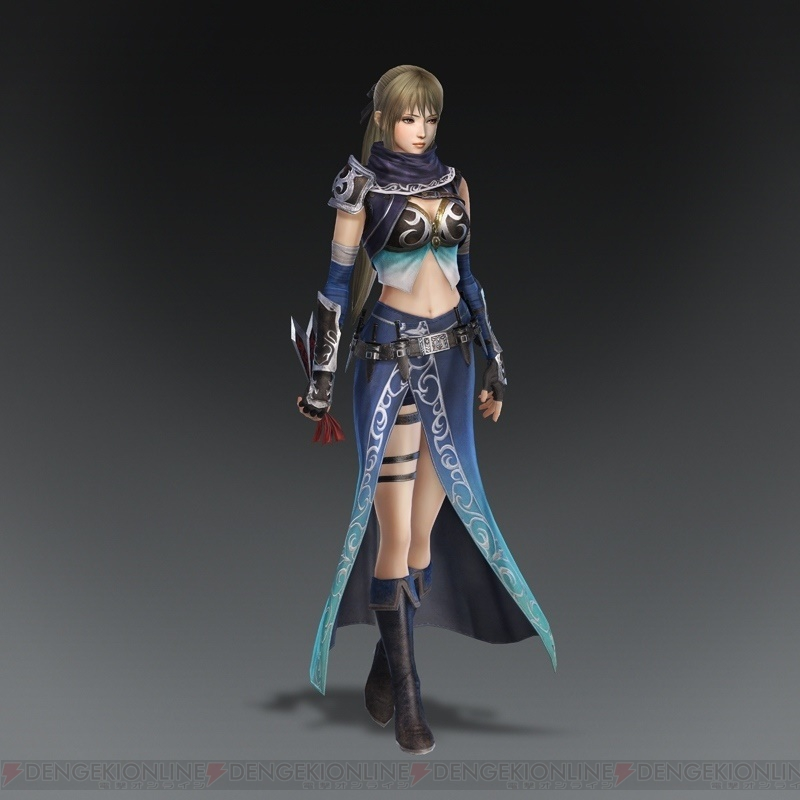 Warriors Orochi 4 Dlc November 29: 『無双OROCHI3』で王元姫、石田三成の特別衣装と乗り物・ケルピーを入手できるDLCが配信