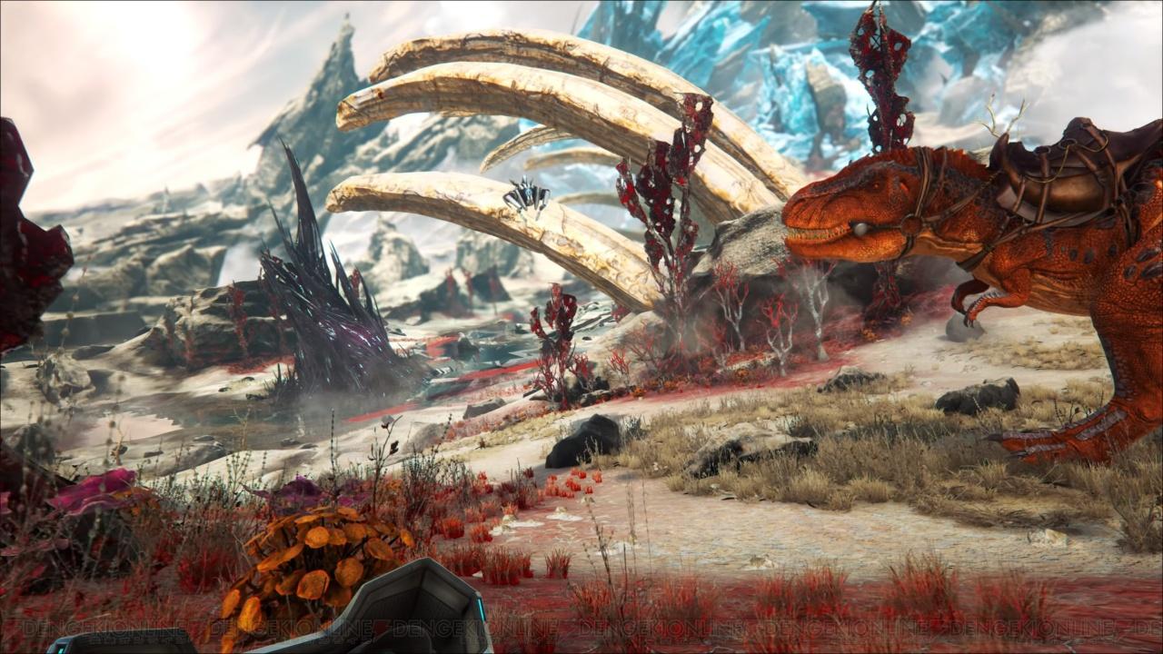 Extinction Ark