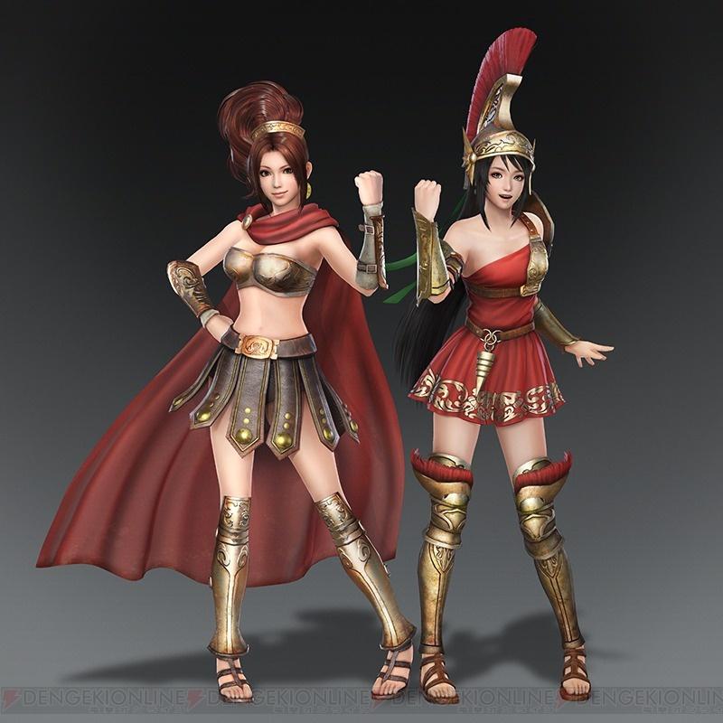 Warriors Orochi 4 Dlc: 『無双OROCHI3』甲斐姫と関銀屏の特別衣装がDLCで配信。最速の移動速度を誇る乗り物・スレイプニルも登場