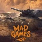 『WoT Blitz』Mad Gamesイベントが10月17日より開催。ピーター・パウンドさんデザインの車輛実装