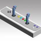 PS4版『とある魔術の電脳戦機』対応『ツインスティック』のクラウドファンディングプロジェクトが再始動