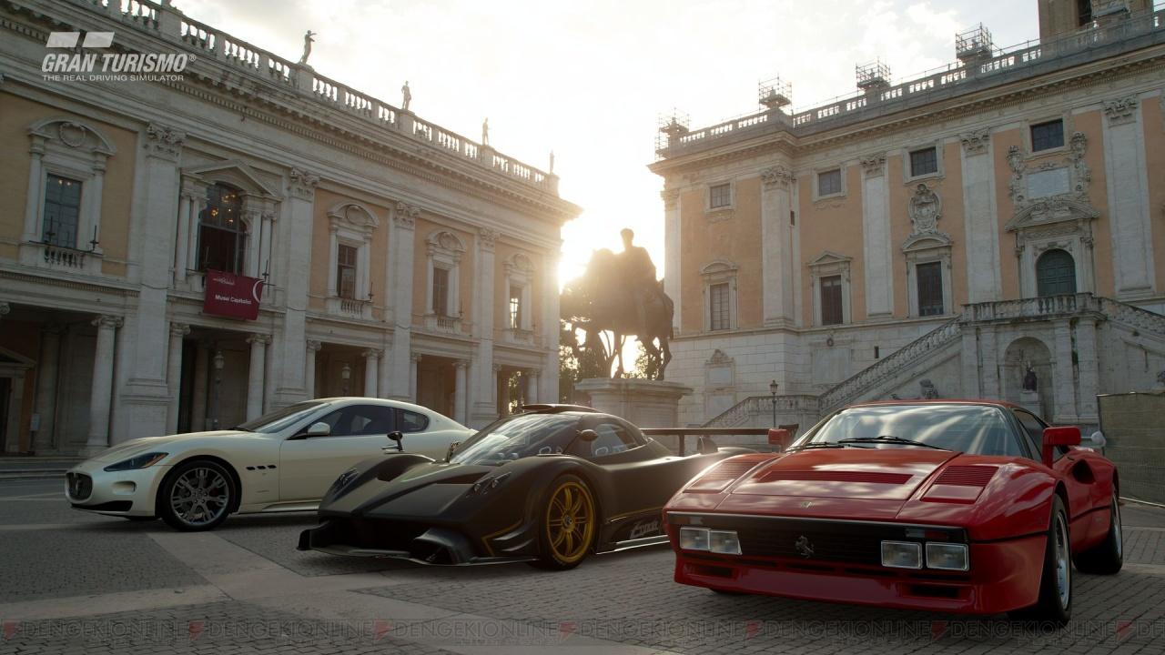 """『グランツーリスモSPORT』""""憧れのイタリアンスーパーカー""""や""""SUPER GT 2008""""がテーマの新車両が追加"""