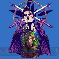『トラヴィス ストライクス アゲイン』で『ゼルダの伝説 ムジュラの仮面』Tシャツがゲーム内に登場