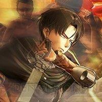 """『進撃の巨人2 ‐Final Battle‐』新要素""""射撃装備""""のアクションをチェック。リヴァイたちの戦いに注目"""