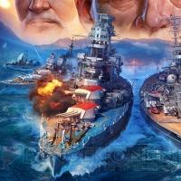 PS4『WOWS レジェンズ』DL版が配信開始。15のマップやよりスピード感のある戦闘を楽しめる