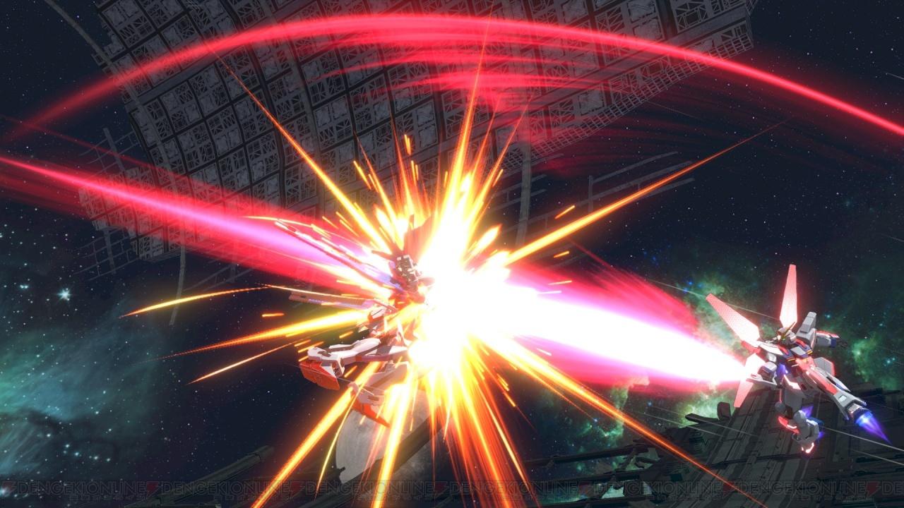 『エクストリームバーサス2』ガンダムX魔王(2000コスト)が参戦。超高出力のビームソード\u201c魔王剣\u201dを搭載 , 電撃オンライン