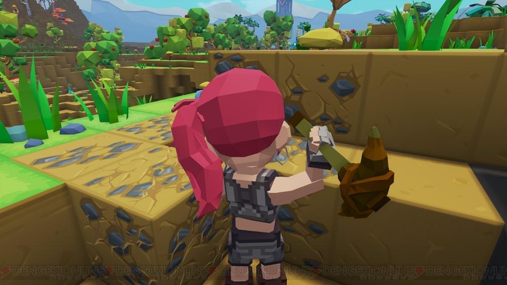 『ピックスアーク』ゲーム序盤を解説。サバイバルのポイントや重要アイテムに注目 , 電撃オンライン