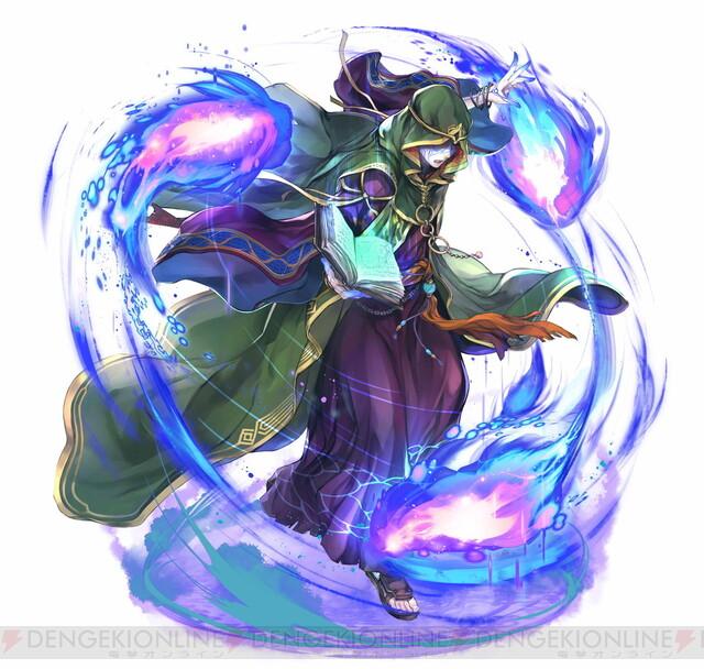 『FEヒーローズ』八神将の1人ブラミモンドが神階英雄として登場!