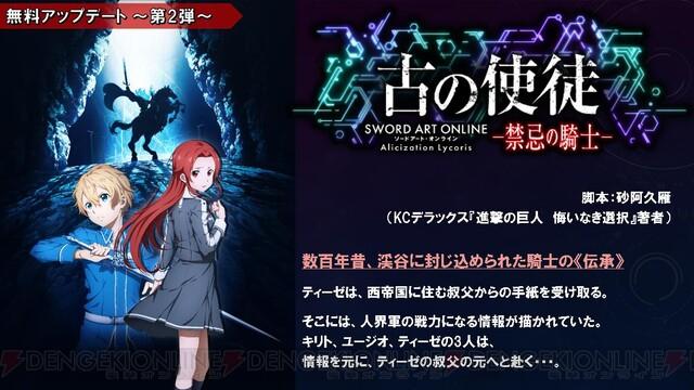 彼岸游境DLC更新预告-刀剑神域彼岸游境攻略站