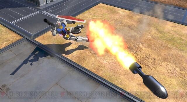 『機動戦士ガンダム EXVS.2』ガンダムやエクシア、Hi‐νに新武装が追加。新規のナビやボスも