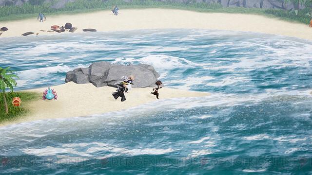 【ブレイブリーデフォルト2ジョブ考察】武器に頼らず己の肉体で強力な一撃をたたき込むモンク