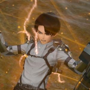 『進撃の巨人2 -Final Battle-』新要素をレポート。決戦兵装のガトリングで巨人を撃ち貫け!
