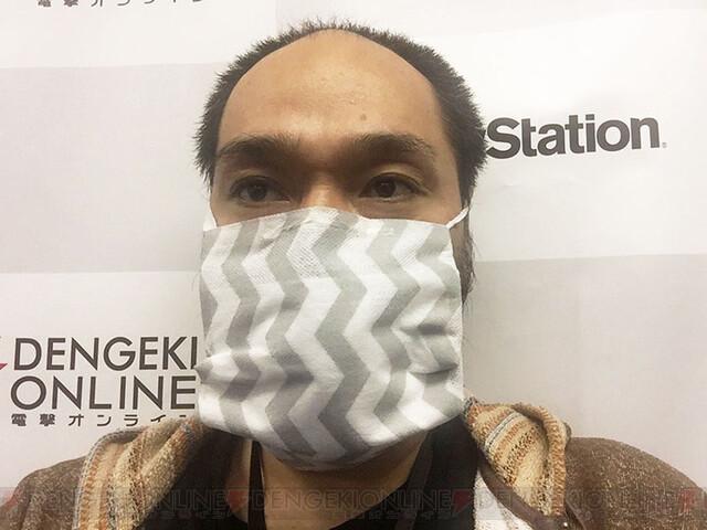 キッチンペーパーでマスクを作ってみた!