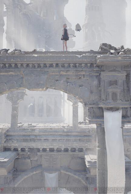 『ニーア』シリーズ新作アプリ『ニーア リィンカーネーション』発表