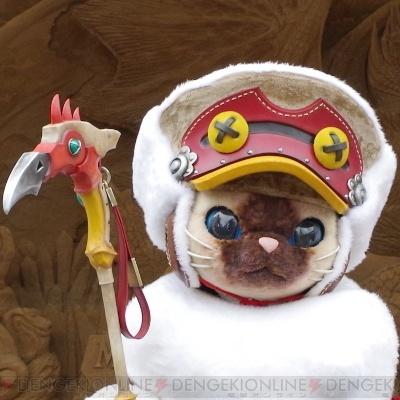 『モンハンワールド:アイスボーン』の砂像に辻本さんも驚愕! スタンプラリーや鳥取砂丘の楽しみ方も紹介