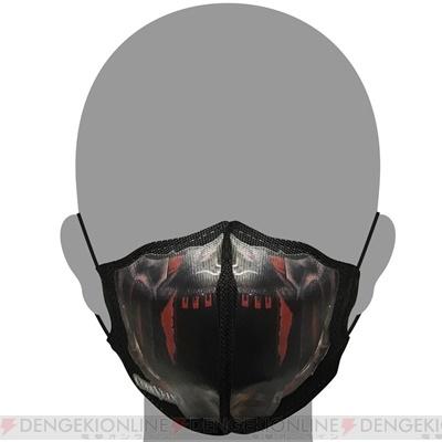 『コードヴェイン』特製牙装マスクがTGS2019で配布