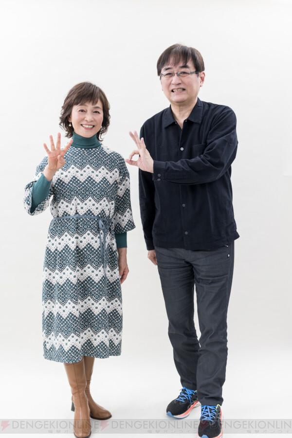 田中公平さんと日髙のり子さんの記念対談その1。業界レジェンドが語る ...