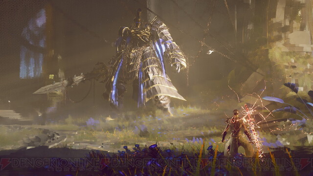 スクエニ×プラチナゲームズの完全新作『バビロンズフォール』最新映像が公開