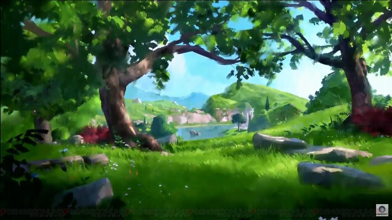 『Gods & Monsters』は、『アサクリ オデッセイ』のクリエイター陣が贈る新作アクション【E3 2019】