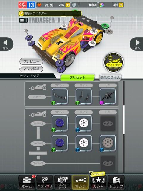 グランプリ 最速 超速