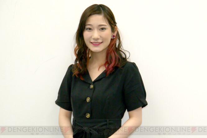SAOAL』メディナ役の岡咲美保さんにインタビュー。二見P「岡咲さんの ...