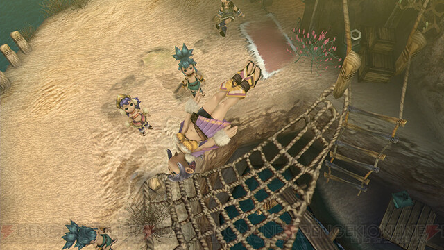 《FFCC Remaster》8月27日上线,介绍了游戏系统等内容