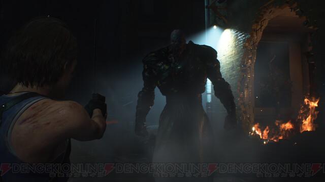『バイオハザード RE:3』先行レビュー。アクションに幅を出すステップや進化したネメシスをレポート