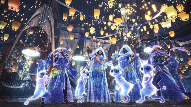 『モンハンワールド:アイスボーン』アステラ祭【感謝の宴】/セリエナ祭【大感謝の宴】開催。新DLCも登場