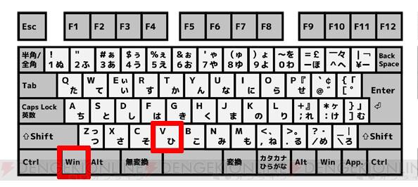 """Windows+V""を押してみると便利な機能が!?"