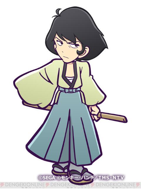 ぷよクエ ルパン三世 Part5 コラボに登場する 6 石川五ェ門 のイラストを独占先行公開 電撃オンライン