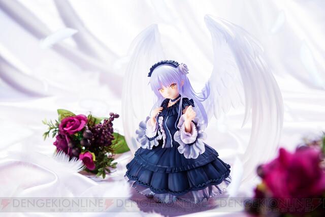 天使ちゃんマジ天使! 『Angel Beats!』かなでのゴスロリ姿がフィギュア化