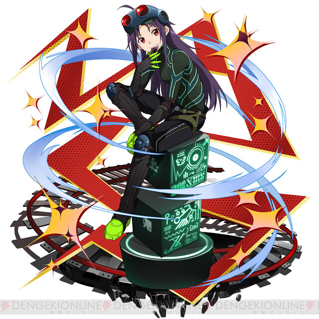 『SAO メモデフ』×『P5R』コラボで限定ユウキを入手しよう
