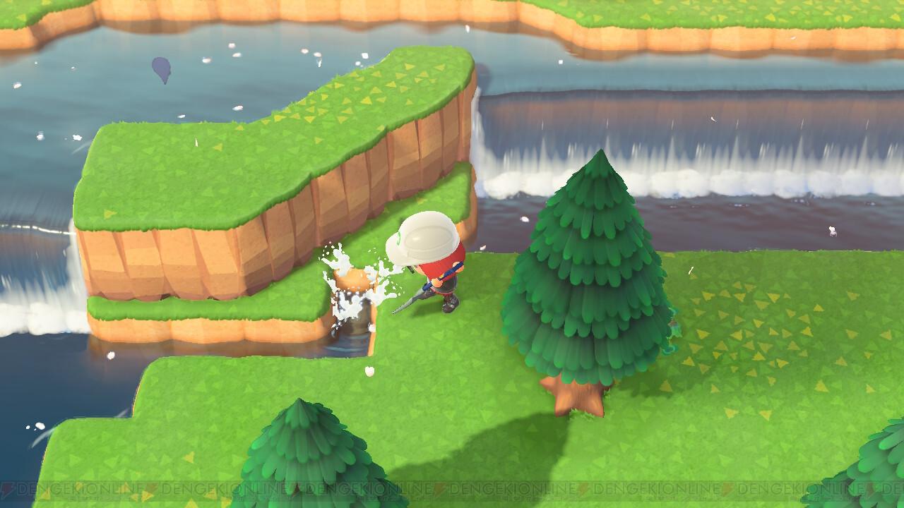 島クリエイター 滝