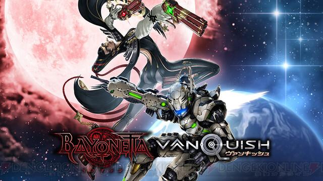 PS4『ベヨネッタ&ヴァンキッシュ』が2020年春発売