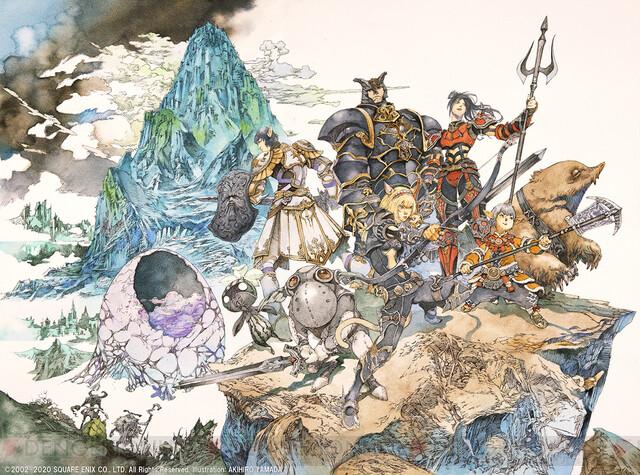 『FF11』新ストーリー始動! その全貌を松井P&藤戸D&シナリオ担当・佐藤氏にインタビュー