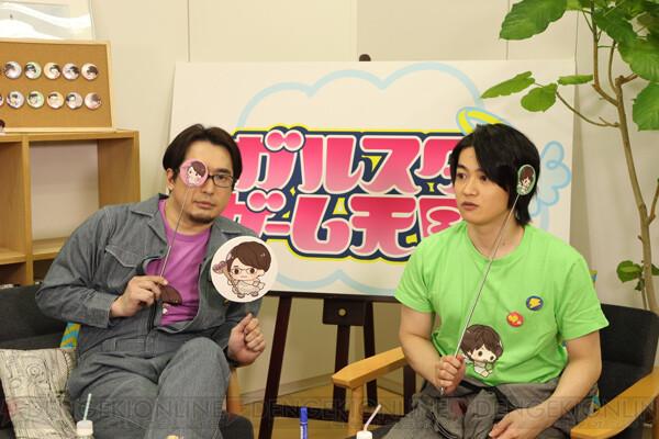 1月のガル天はゼウス安元と元気エンジェルが『JAZZ-ON!』『文アル』『学芸大青春』情報をお届け