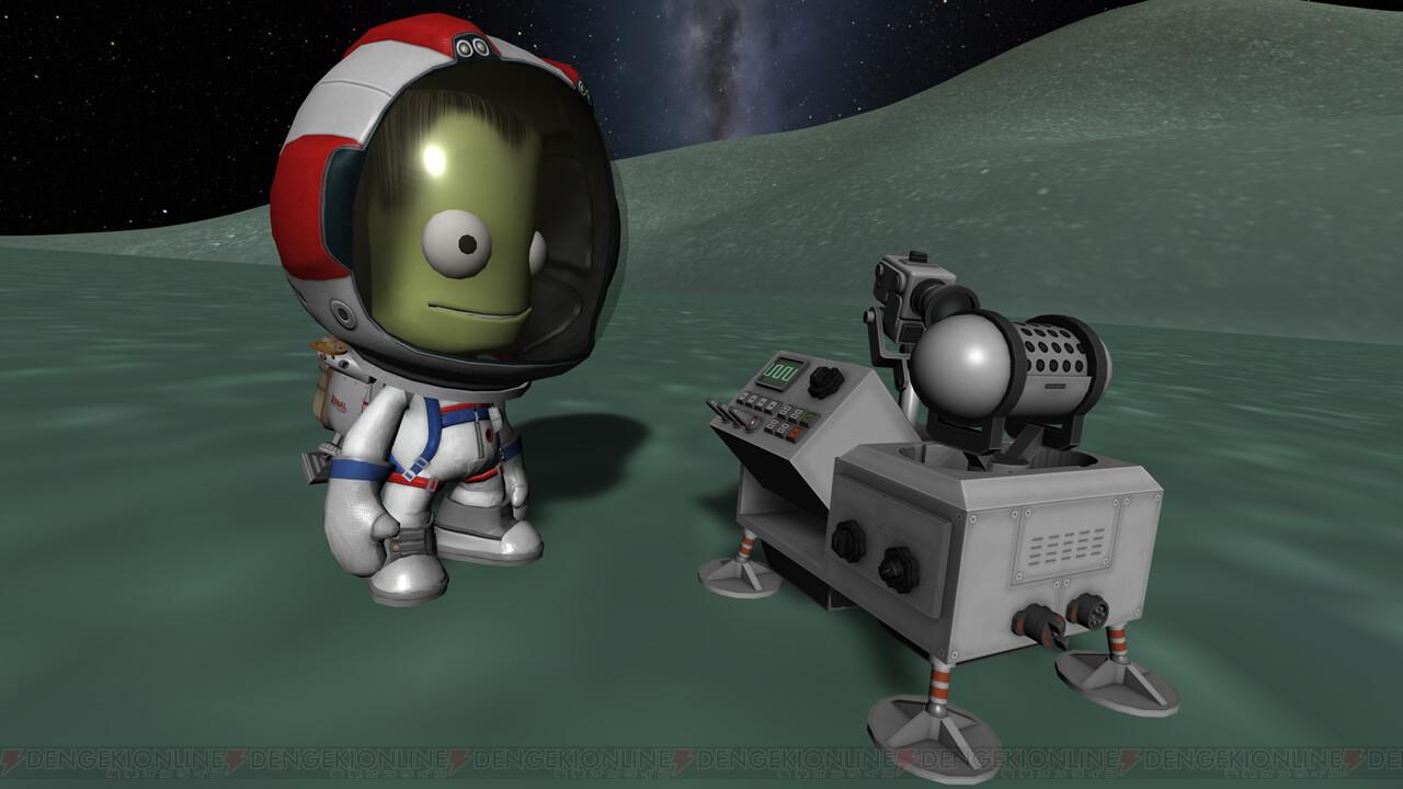 """Kerbal Space Program』新DLC""""Breaking Ground""""で科学実験を行う"""