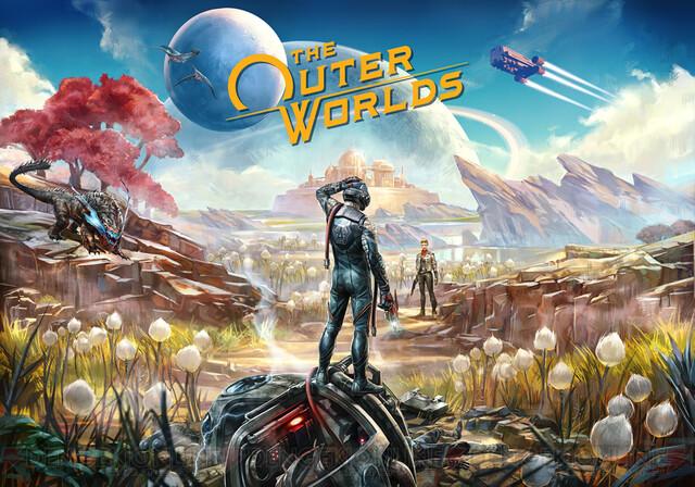 『アウター・ワールド』ローンチトレーラー公開。広大な宇宙の冒険が始まるまであと少し