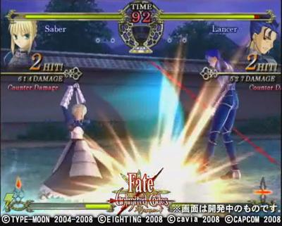 Analisis De Fate Unlimited Codes Ps2 La Ultima Etapa Antes