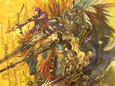 ■『英雄戦記レーヴァテイン』イメージソング「戦士たちのLullaby」