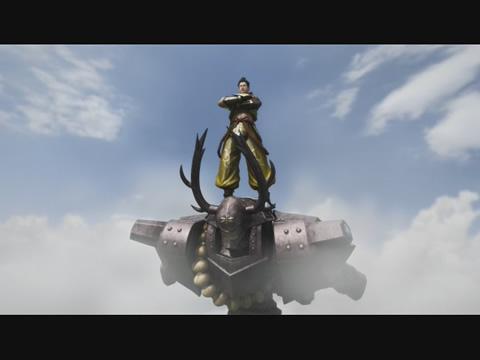 『戦国BASARA3』映像